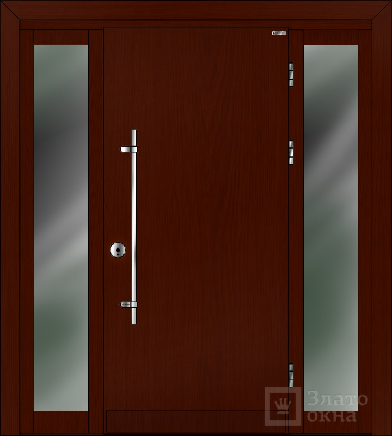 сколько стоят железные двери в серпухове